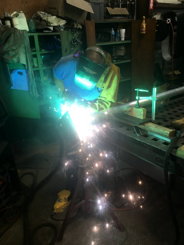 Mike Kinard Welding